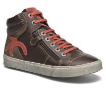 Custom Sneaker in braun