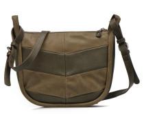 Fleur Middle Shoulderbag Porté travers Handtaschen für Taschen in grün