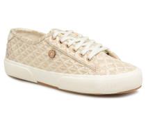Birch W Synthetic Sneaker in beige