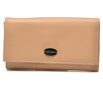 BUNI Gondole Portefeuille Portemonnaies & Clutches für Taschen in beige