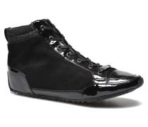 Spike Sneaker in schwarz