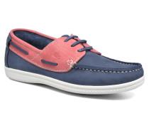 Yolles Schnürschuhe in blau
