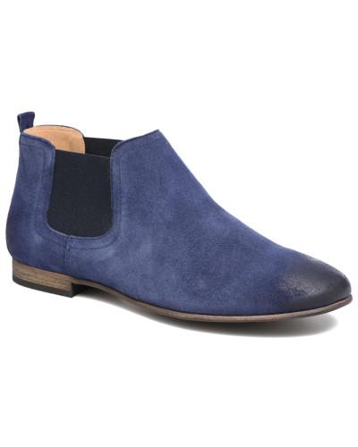 Kickers Damen Gazette Stiefeletten & Boots in blau