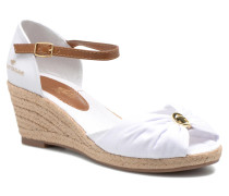 Sandy Sandalen in weiß