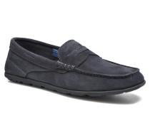 BL 3 Penny Slipper in blau