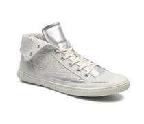 Bandit F Sneaker in silber