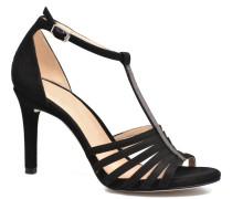 Wamba Sandalen in schwarz