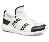 VITESSE Legere Strap Mesh Sneaker in weiß