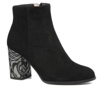 Caly Stiefeletten & Boots in schwarz