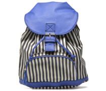 Sac à Dos Rayé Rucksäcke für Taschen in blau