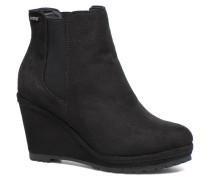Eleonora Stiefeletten & Boots in schwarz