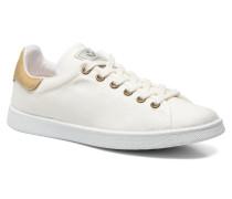 Deportivo Basket Lona Sneaker in weiß