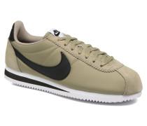 Classic Cortez Nylon Sneaker in grün
