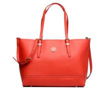 Honey Tote Solid M Handtaschen für Taschen in rot