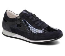 York Sneaker in blau