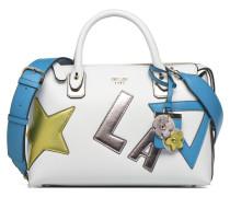Liya Satchel Handtaschen für Taschen in weiß