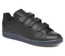 Stan Smith Cf Sneaker in schwarz
