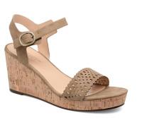 Gessie Sandal Sandalen in braun