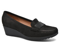 NewHaven Slipper in schwarz