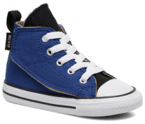 Chuck Taylor All Star Simple Step Hi Sneaker in blau