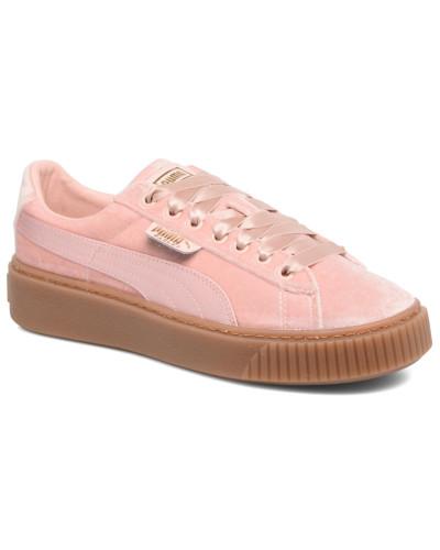 Puma Damen W Basket Platform VS Sneaker in rosa Verkauf Billigsten 40aklEKA1