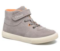 Croissant Sneaker in grau