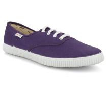 W Sneaker in lila