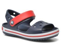 Crocband Sandal Kids Sandalen in blau
