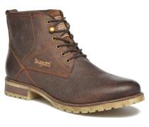 Freetime Stiefeletten & Boots in braun