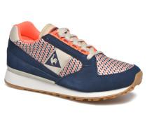 Eclat W Geo Jacquard Sneaker in blau