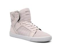 Supra - Skytop w - Sneaker für Damen / rosa
