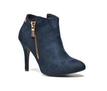 Zanziba Stiefeletten & Boots in blau