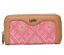 Portefeuille Ethnique Portemonnaies & Clutches für Taschen in rosa