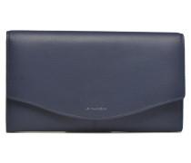 VALENTINE Portemonnaie long Portemonnaies & Clutches für Taschen in blau