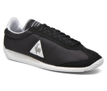 Quartz Nylon Sneaker in schwarz