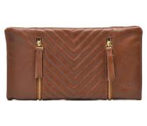 Gloria Portemonnaies & Clutches für Taschen in braun