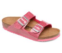 Arizona BirkoFlor Sandalen in rosa