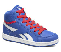 Royal Prime Mid Sneaker in blau