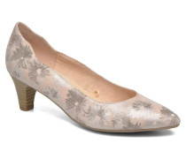 Eva Pumps in grau