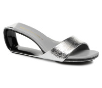 Mobius Clogs & Pantoletten in silber
