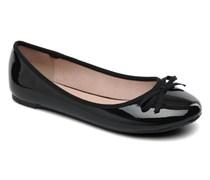 Castel 813 Ballerinas in schwarz