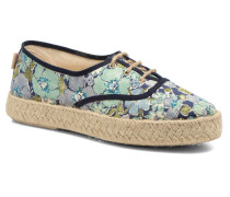 Lotus Espadrilles in blau
