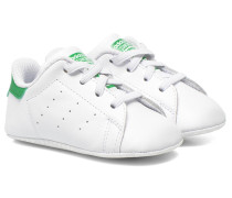 Stan Smith Crib Sneaker in weiß