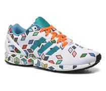 Zx Flux Sneaker in weiß