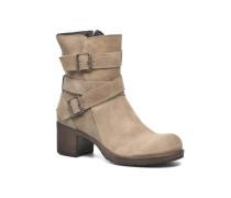 L.5.Escofi Stiefeletten & Boots in beige