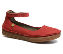 Ricefield NF87 Ballerinas in rot