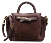 Solange Handtasche in lila
