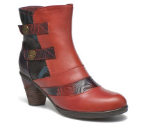 Alizee03 Stiefeletten & Boots in rot