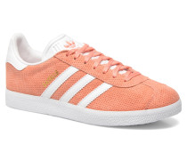 Gazelle W Sneaker in orange