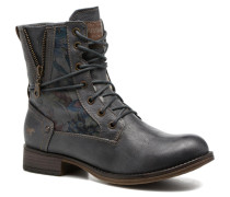 Manat Stiefeletten & Boots in grau